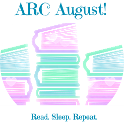 Read Sleep Repeat ARC-August-Button