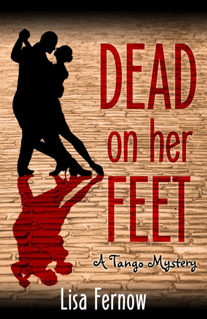 Cover_Dead on Her Feet