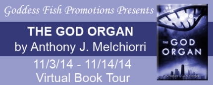 VBT The God Organ Tour Banner copy